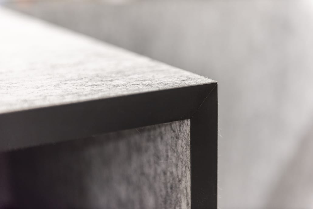 Detail acoustic furniture